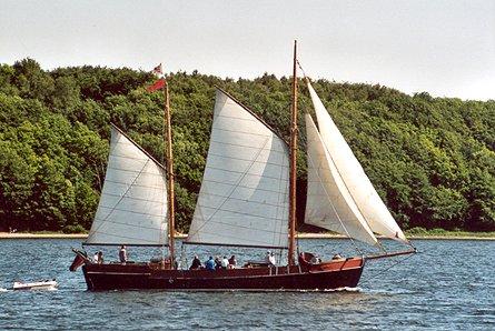 Oline, Volker Gries, Rum-Regatta 2003 , 05/2003