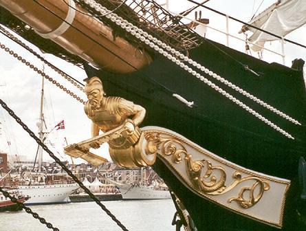 Palinuro, Werner Jurkowski, Sail Antwerpen 2001 / Cutty Sark 2001 , 07/2001