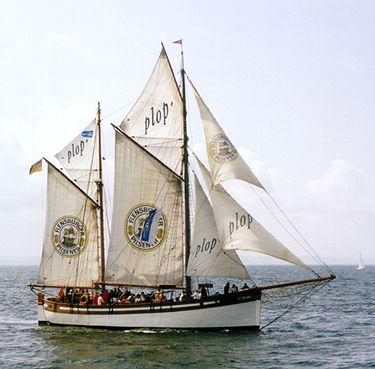 Sæløer, Volker Gries, Hanse Sail Rostock 2000 , 08/2000