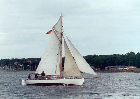 Vaar, Volker Gries, Rum-Regatta 2001 , 05/2001