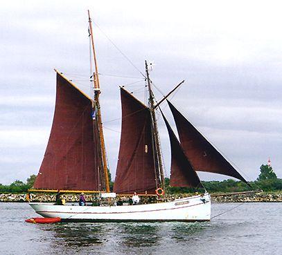 Victor Jara, Volker Gries, Hanse Sail Rostock 2000 , 08/2000