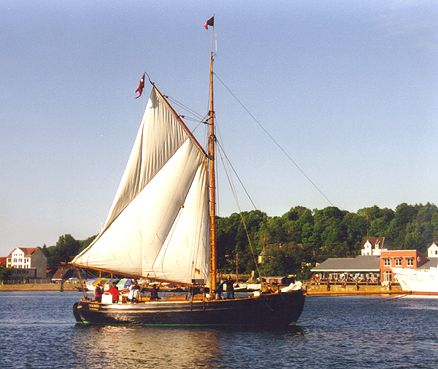 Viking, Volker Gries, Rum-Regatta 2000 , 06/2000