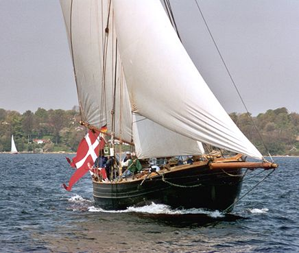 Viking, Volker Gries, Rum-Regatta 2002 , 05/2002
