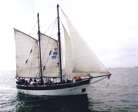 Vorpommern, Volker Gries, Hanse Sail Rostock 2000 , 08/2000