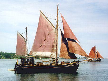 Dagny, Volker Gries, Rum-Regatta 2000 , 06/2000