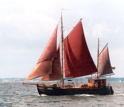 Dagny, Volker Gries, Hafenfestival Lübeck 2001 , 09/2001