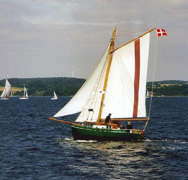 Ejno, Volker Gries, Sail Flensburg 2000 / Cutty Sark 2000 , 08/2000
