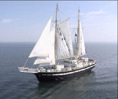Yunyj Baltiets, Volker Gries, Hanse Sail Rostock 1997 , 08/1997
