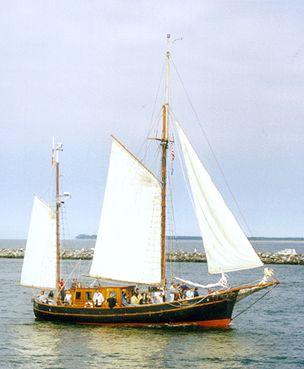 Jane, Volker Gries, Hanse Sail Rostock 2000 , 08/2000