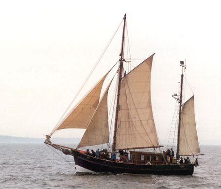 Jane, Volker Gries, Hanse Sail Rostock 2002 , 08/2002