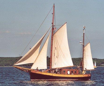 Jane, Volker Gries, Rum-Regatta 2003 , 05/2003