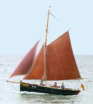 La Boheme AB-A140, Volker Gries, Hanse Sail Rostock 2000 , 08/2000