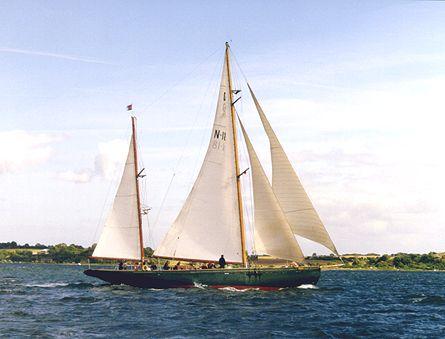 Mohawk II, Volker Gries, Sail Flensburg 2000 / Cutty Sark 2000 , 08/2000