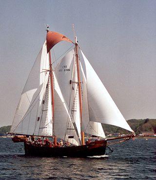 Qualle, Volker Gries, Rum-Regatta 2002 , 05/2002