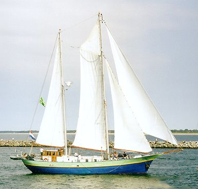 Safier, Volker Gries, Hanse Sail Rostock 2000 , 08/2000