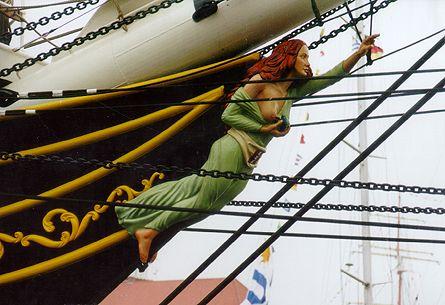 Stad Amsterdam, Volker Gries, Sail Bremerhaven 2000 , 09/2000