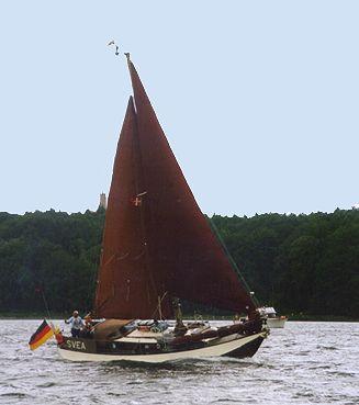 Svea, Volker Gries, Sail Flensburg 2000 / Cutty Sark 2000 , 08/2000
