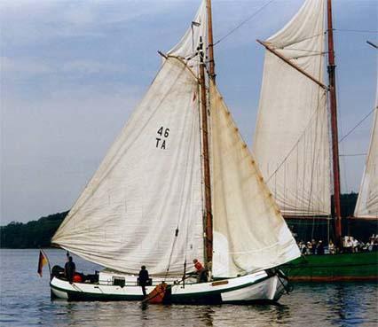 Weer en Wind, Volker Gries, Rum-Regatta 2000 , 06/2000