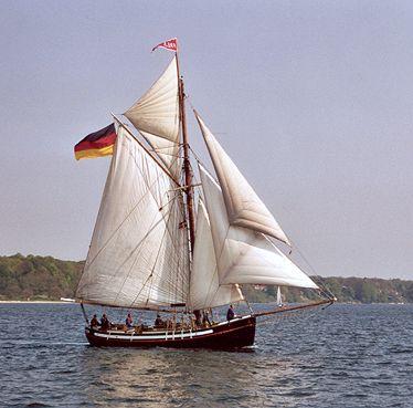 Freja, Volker Gries, Rum-Regatta 2002 , 05/2002