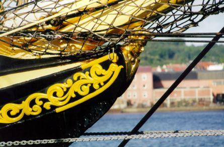 Georg Stage, Volker Gries, Sail Flensburg 2000 / Cutty Sark 2000 , 08/2000