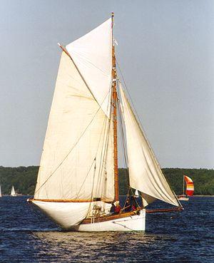 Alma, Volker Gries, Rum-Regatta 2000 , 06/2000