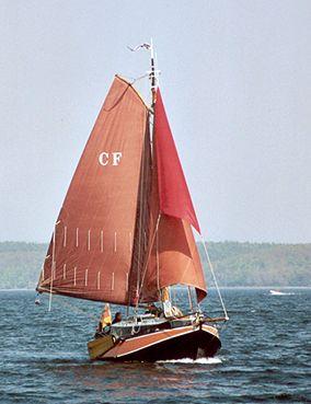Carl Fischer, Volker Gries, Rum-Regatta 2002 , 05/2002