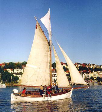 D' Olly, Volker Gries, Rum-Regatta 2000 , 06/2000