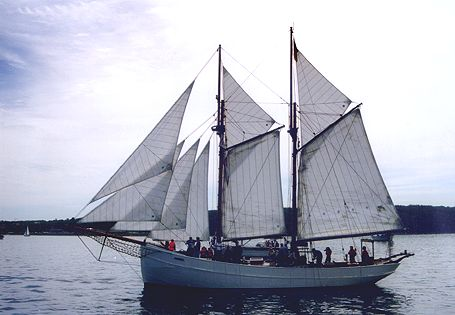 Nordwind, Volker Gries, Rum-Regatta 2000 , 06/2000