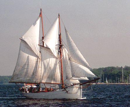 Nordwind, Volker Gries, Rum-Regatta 2002 , 05/2002