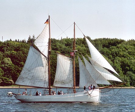 Nordwind, Volker Gries, Rum-Regatta 2003 , 05/2003