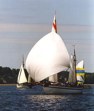 Rollo, Volker Gries, Rum-Regatta 2000 , 06/2000