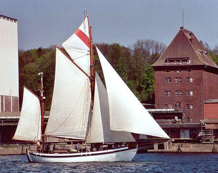 Rollo, Volker Gries, Rum-Regatta 2002 , 05/2002