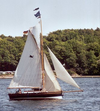 Tordalk, Volker Gries, Rum-Regatta 2003 , 05/2003