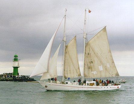 Livet, Volker Gries, Hanse Sail Rostock 2000 , 08/2000