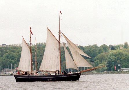 Anna Møller, Werner Jurkowski, Flensburger Förde , 05/1999