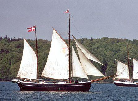 Anna Møller, Volker Gries, Rum-Regatta 2002 , 05/2002