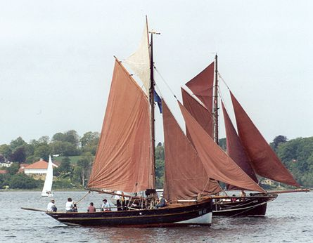 Greta HF452, Volker Gries, Rum-Regatta 2001 , 05/2001