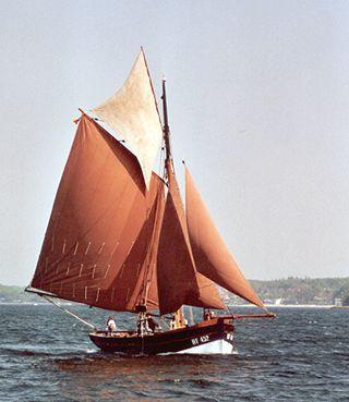 Greta HF452, Volker Gries, Rum-Regatta 2002 , 05/2002