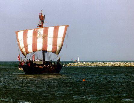 Ubena von Bremen, Volker Gries, Hanse Sail Rostock 1997 , 08/1997