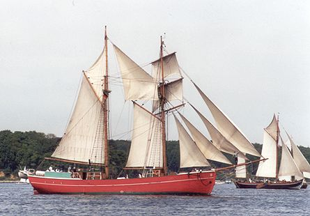 Lilla Dan, Volker Gries, Rum-Regatta 2001 , 05/2001