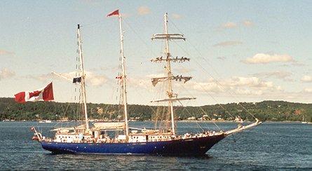 Concordia, Werner Jurkowski, Halifax , 07/2000