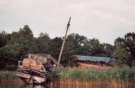 Jonny, Werner Jurkowski, Casimirsborg/Gamleby , 08/1999