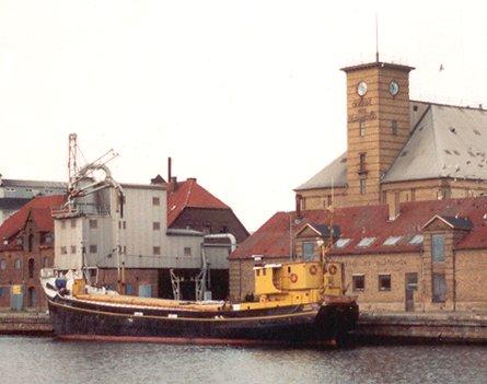 Kajama, Werner Jurkowski, Odense , 08/1996