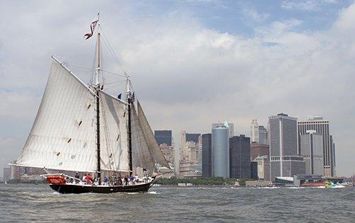Pioneer, Thad Koza (http://www.tallshipsinternational.net/), New York , 06/2009