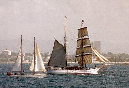Søren Larsen, Werner Jurkowski, San Juan , 06/1992