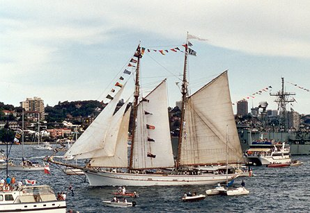 Thö-pa-ga, Werner Jurkowski, Sydney , 01/1988