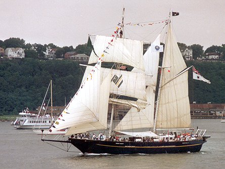 Young Endeavour, Werner Jurkowski, New York , 07/1992
