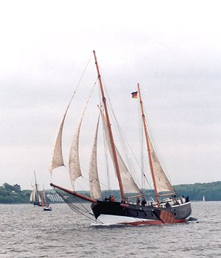 Amazone, Werner Jurkowski, Flensburger Förde , 05/1999
