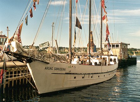 Arung Samudera, Werner Jurkowski, Halifax , 07/2000