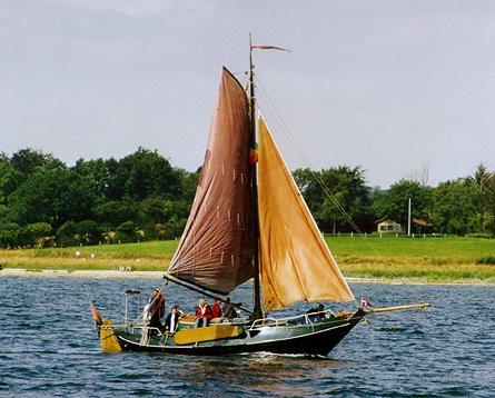 To Svaner, Volker Gries, Sail Flensburg 2000 / Cutty Sark 2000 , 08/2000